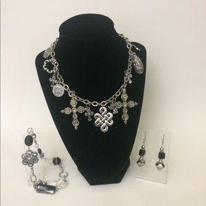 Jewelry - Charm Necklace Bundle